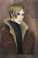 Leon S. Kennedy by talaybaa