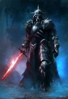 Dark Fantasy Lord Vader by Mac-tire