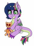Playtime with Miss Meow by SnoozyPony