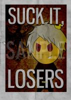 Suck It, Losers by Sylars-Apprentice