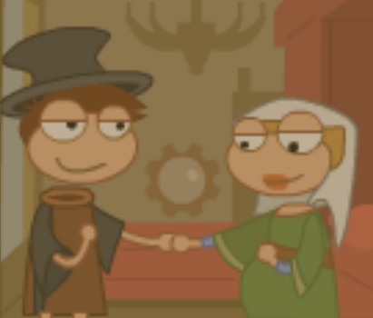 What is this thing i've found in Poptropica by TheSinSquad