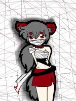 New OC Blade (reference) by 4everabooklovergirl2
