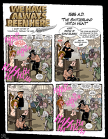 We Have Always Been Here ~ 25 by CeeAyBee