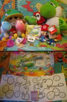 Stuff I got at YNI Event in Nintendo World by MarioSimpson1