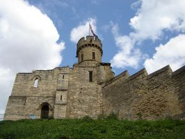 Lincoln Castle 001 by presterjohn1
