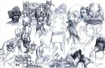 Prisma Sketches by bolognafingers