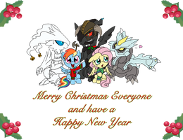 Christmas 2011 by Blood-Asp0123