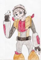 Omega Supreme Humanized by candlehat