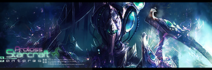 Protoss Starcraft Signature by AntaresX
