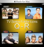 -Mac- TV Series Folders Q-R by paulodelvalle