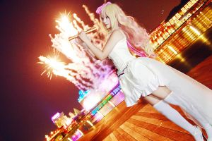 Macross Frontier - Sheryl by Xeno-Photography