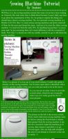 Sewing Machine Tutorial by Shunhades