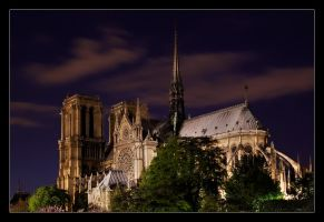 Notre Dame by tfprince