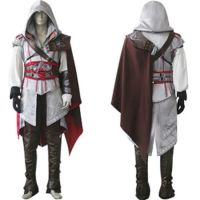 Assassin's Creed Ii Ezio Men's Cosplay Costume by morseedwina