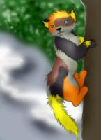 SneakPaw ~ adopted from Riley901 by Inquistor-chan