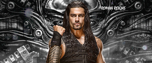 Roman Reigns The Warrior by Tripleh021