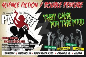 Science Fiction / Double Feature by RecycledHorrors