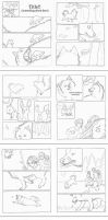 Eskie - Pages 5 to 11 inked by KatieHofgard