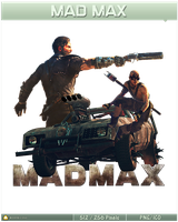 Mad Max Game Icon by Alexe-Arts