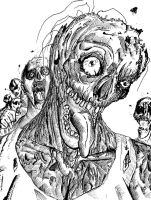 Zombies by Rabdo