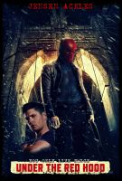 Under The Red Hood Movie Poster by Melciah1791