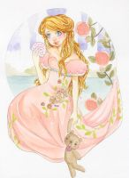 Princess Camelia by xxxKei87xxx