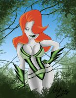 Poison Ivy by SWAVE18