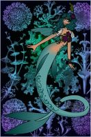150. Mermaid princess - Plankton by Erozja