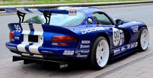 Dodge Viper GTS R  3 by cmdpirxII