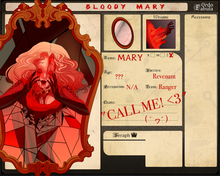 [OF] BLOODY MARY by FIute