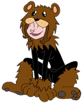Tally Bear by LazyAsHell