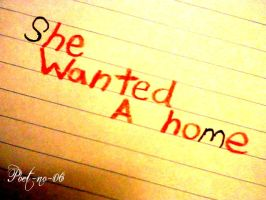 Her Home by Poet-no-06