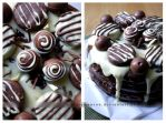 Rich Chocolate, Oreo and Lindor Cake by claremanson