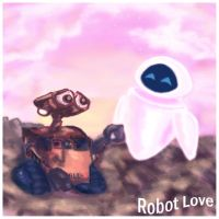 Robot Love by Lilostitchfan
