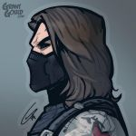 The Winter Soldier by grantgoboom