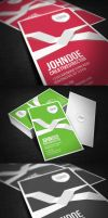 Designer Business Card by glenngoh