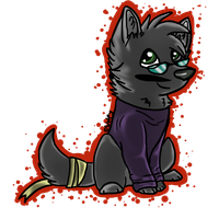 :R: walter-the-furry by MUDDii