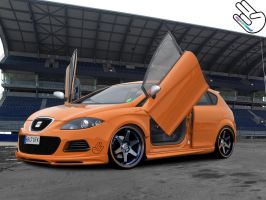 Seat Leon Tuned by degraafm
