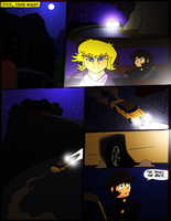 Rise of The Devilman- 26- Approaching Asuka Manor by NickinAmerica