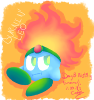KC Day 8 - Ability Enemy by CinnamonMuffins