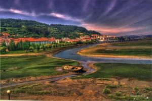 hdr pontedeume by eross-666