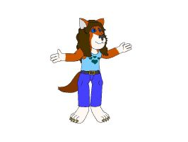 Katie Wolf in New Casual Wear by KBAFourthtime