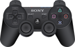 Sony PlayStation 3 SIXAXIS Controller by BLUEamnesiac