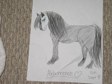 Abhorrence by Prancing-Ghost