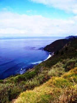 Highway 1 by Sun-kissed-soul
