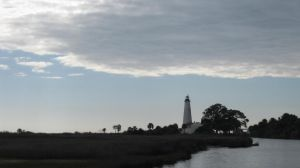 LightHouse St. Marks Florida by sugabear
