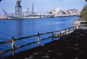 Sydney Harbour Late 1950's, early 1960's by otherunicorn-stock