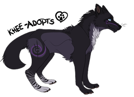 46. Canine CLOSED by Khee-Adopts