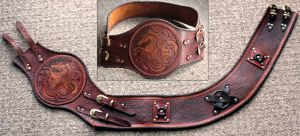 Ladies Hero Belt by Archanejil