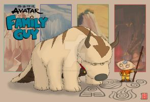 Avatar: The Last Family Guy by thesometimers